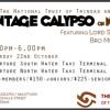Vintage Calypso on Nelson Island