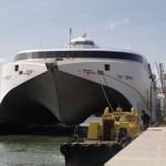 T&T Warrior Spirit ferry. Photographer: Cafe.Moka