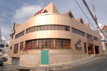 The Unit Trust (UTC) building in Scarborough. Photographer: Oswin Browne