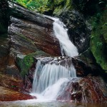 Trinidad waterfall