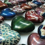 Handmade decorated chocolates by Cocobel (Trinidad)