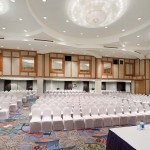 The Grand Ballroom at the Hilton Trinidad & Conference Centre