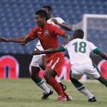 Trinidad & Tobago Soca Warriors on the offensive
