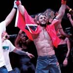 Trinidad's Mixed Martial Arts (MMA) star Dwayne Hinds. Photo: Lyden Thomas