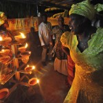 Oshun River Festival, Trinidad. Photo: Edison Boodoosingh