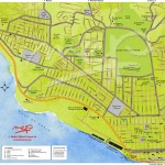 Map of Port of Spain, Trinidad 2014. Copyright MEP Publishers.