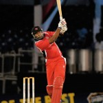 Trinidad's Kieron Pollard hits Tonge for 6