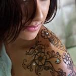Henna for a Hindu wedding in Trinidad. Photo: Risa Raghunanan