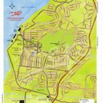 San Fernando Trinidad Map. Copyright MEP Publishers 2009