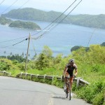 Tour of Tobago Race climbs Charlotteville Hill