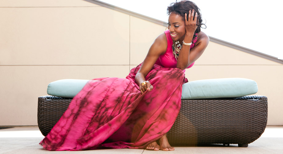 Heather Headley of Trinidad & Tobago