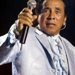 R&B legend Al Jerreau at Tobago Jazz. Photographer: Courtesy T&T Business Guide