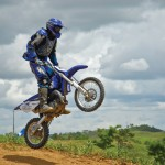 Motorcross action. Photographer: Martin Farinha