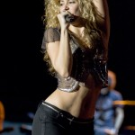 Colombian singing sensation Shakkira at Tobago Jazz. Photographer: Courtesy T&T Business Guide