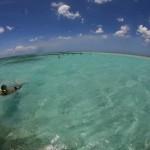 Nylon Pool snorkelling. Photographer: Andrea de Silva