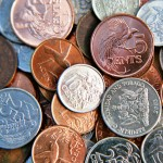 Local T&T coins. Photographer: CafeMoka