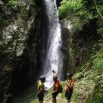 Chasing waterfalls. Photographer: Dawn Glashier
