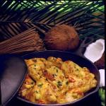 Delicious gourmet dining, Caribbean style. Photographer: Nestlé Trinidad Ltd