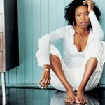 Trinidadian singer and actress Heather Headley