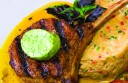 A delicious lamb main course. Photographer: Courtesy Battimamzelle restaurant