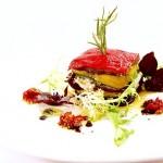 Delicious fine dining. Photographer: Courtesy Battimamzelle restaurant