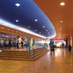 Trincity Mall food court. Photographer: Narend Sooknarine