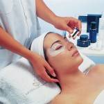 A special facial spa treatment. Photographer: Courtesy the Face & Body Clinic