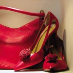High-end shoes and bags on sale. Photographer: Cafe.Moka