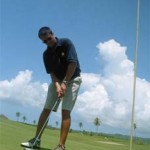Two championship courses await golf enthusiasts in Tobago. Photographer: Mike Toy
