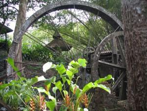 Arnos Vale Waterwheel. Photographer: Caroline Neisha Taylor