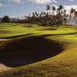 The golf course at Tobago Plantations in Lowlands. Photographer: Mark Meredith