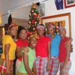 Some of the staff at Veni Mangé. Photographer: Courtesy Veni Mangé