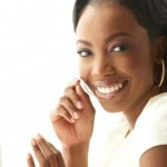 Trinidadian singer and actress Heather Headley. Photographer: Courtesy Heather Headley