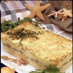 A delicious macaroni pie. Photographer: Courtesy Nestlé
