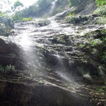 Edith Falls in Chaguaramas. Photographer: Caroline Taylor