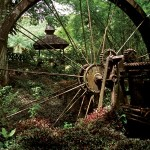 Arnos Vale Waterwheel. Photographer: Mark Meredith