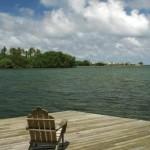 Petit Trou Lagoon. Photographer: Skene Howie