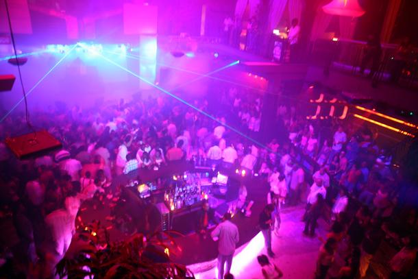 Local party-goers pack Zen Nightclub each weekend. Photographer: Stephen Broadbridge
