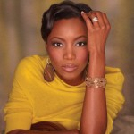 Trinidadian singer and actress Heather Headley.