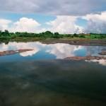 The Pitch Lake at La Brea. Photographer: CafeMoka