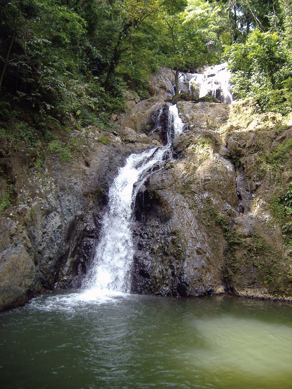 Argyle Waterfall, Tobago. Photo: Ayanna Young