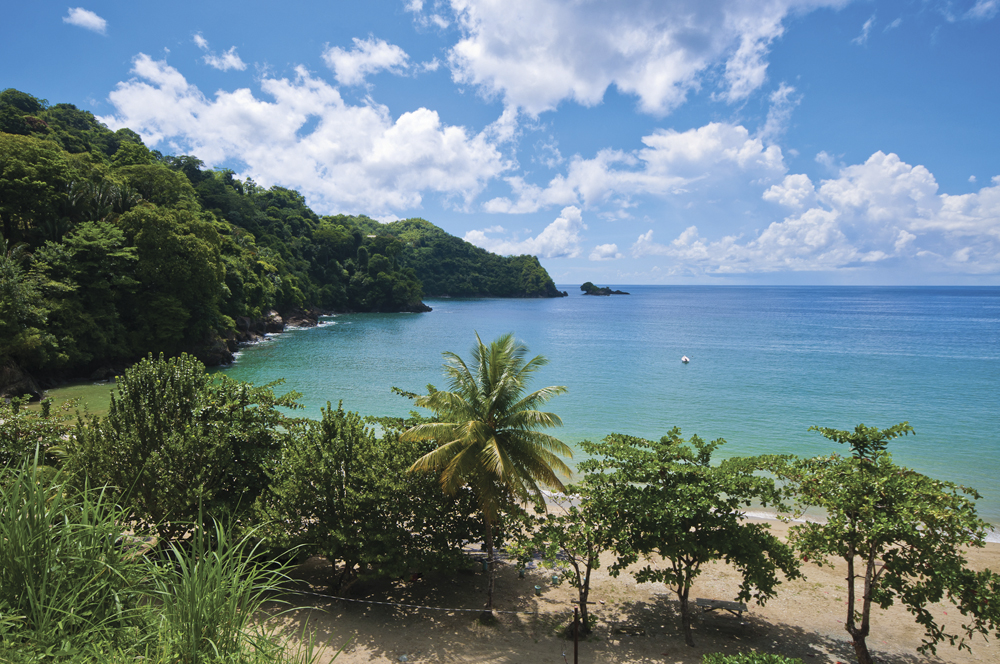 Bloody Bay, Tobago. Photo: Stephen Jay Photography