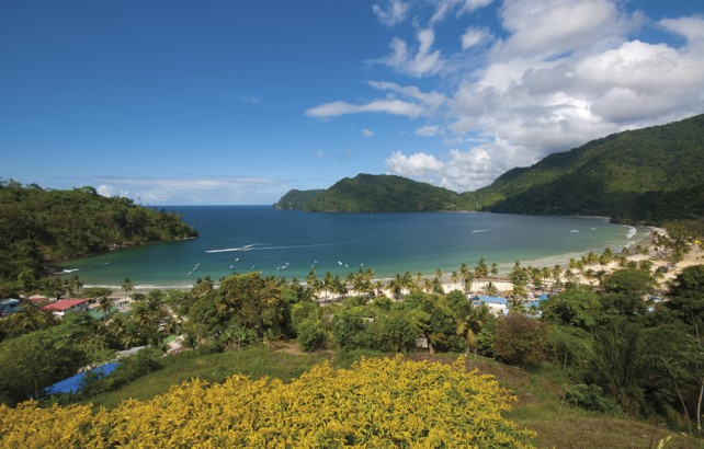 Maracas Bay, Trinidad. Photo: Stephen Jay Photography