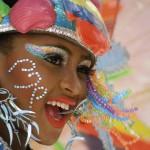 Kiddies Carnival, Trinidad. Stephen Broadbridge