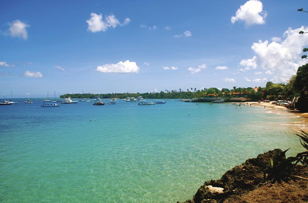 Store Bay, Tobago. Photo: Celeste Hart