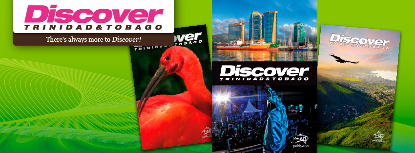 Discover Trinidad & Tobago covers 2012-14