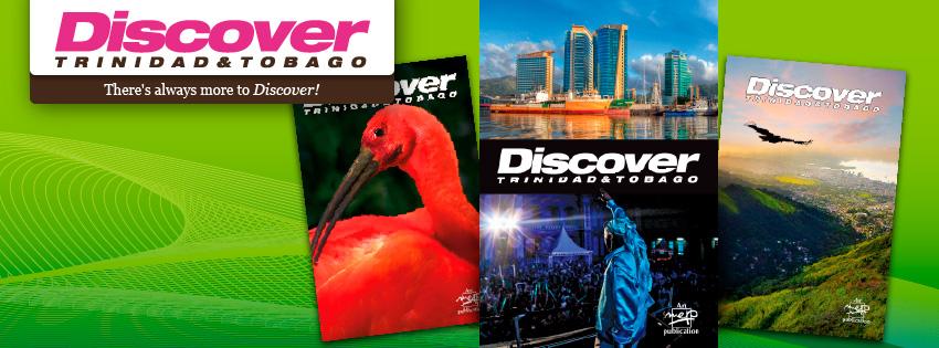 Discover Trinidad & Tobago covers 2012-14