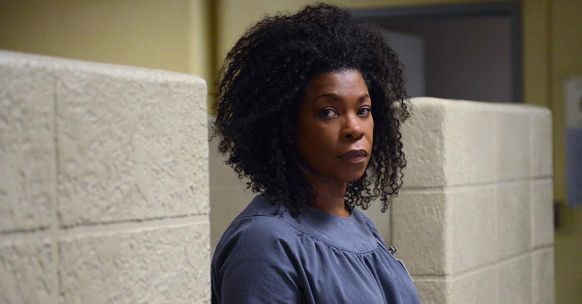 "Lorraine Toussaint on ""Orange is the New Black"". Courtesy Netflix"