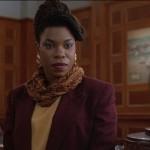 """Lorraine Toussaint on """"Law & Order"""". Courtesy NBC"""