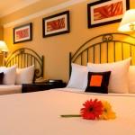 Kapok Hotel room